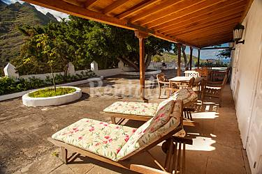 Holiday Terrace Gran Canaria Agaete Countryside villa