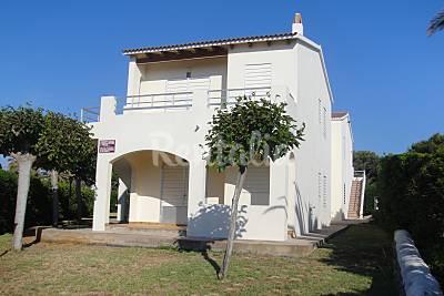 4 Apartamentos en alquiler a 500 m de la playa Menorca