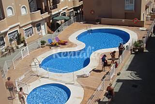 Apartamento para 4-5 pessoas a 1000 m da praia