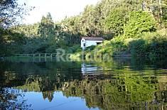 Holiday house by the river in Esposende Braga