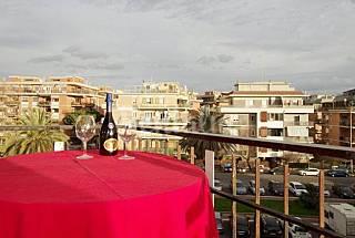 Appartement en location à 70 m de la plage Rome