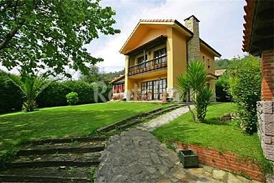 Casa en alquiler a 1000 m de la playa Asturias