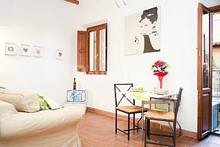 Trastevere heart up to 4 pax with little balcony Rome
