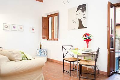 Trastevere heart 4 pax con balconcino Roma