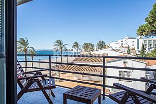 Apartaments Stella Maris Roses, playa del Rastrell Girona/Gerona