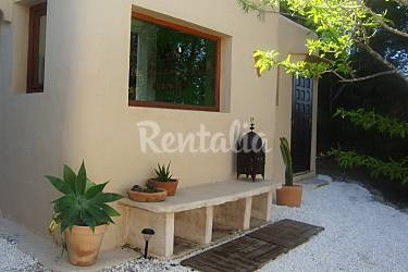 Casíta Exterior del aloj. Alicante Pedreguer Casa en entorno rural