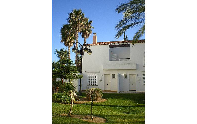 Maison en location 100 m de la plage costa ballena for Salle a manger xeres