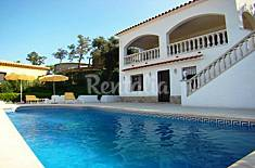 Villa for 8 people at 7 km from the beach Girona