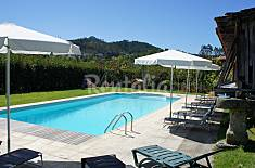 Holiday house in a farmhouse with pool Braga