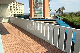 6 Apartamentos de 2 habitaciones a 35 m de la playa Venecia