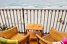 Apartamentos 1º línea de la playa Alboraya Valencia