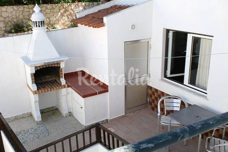 Casa con 2 stanze a 100 m dal mare Algarve-Faro