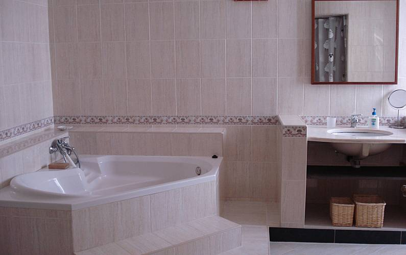 Apartment Bathroom Aveiro Estarreja Apartment - Bathroom