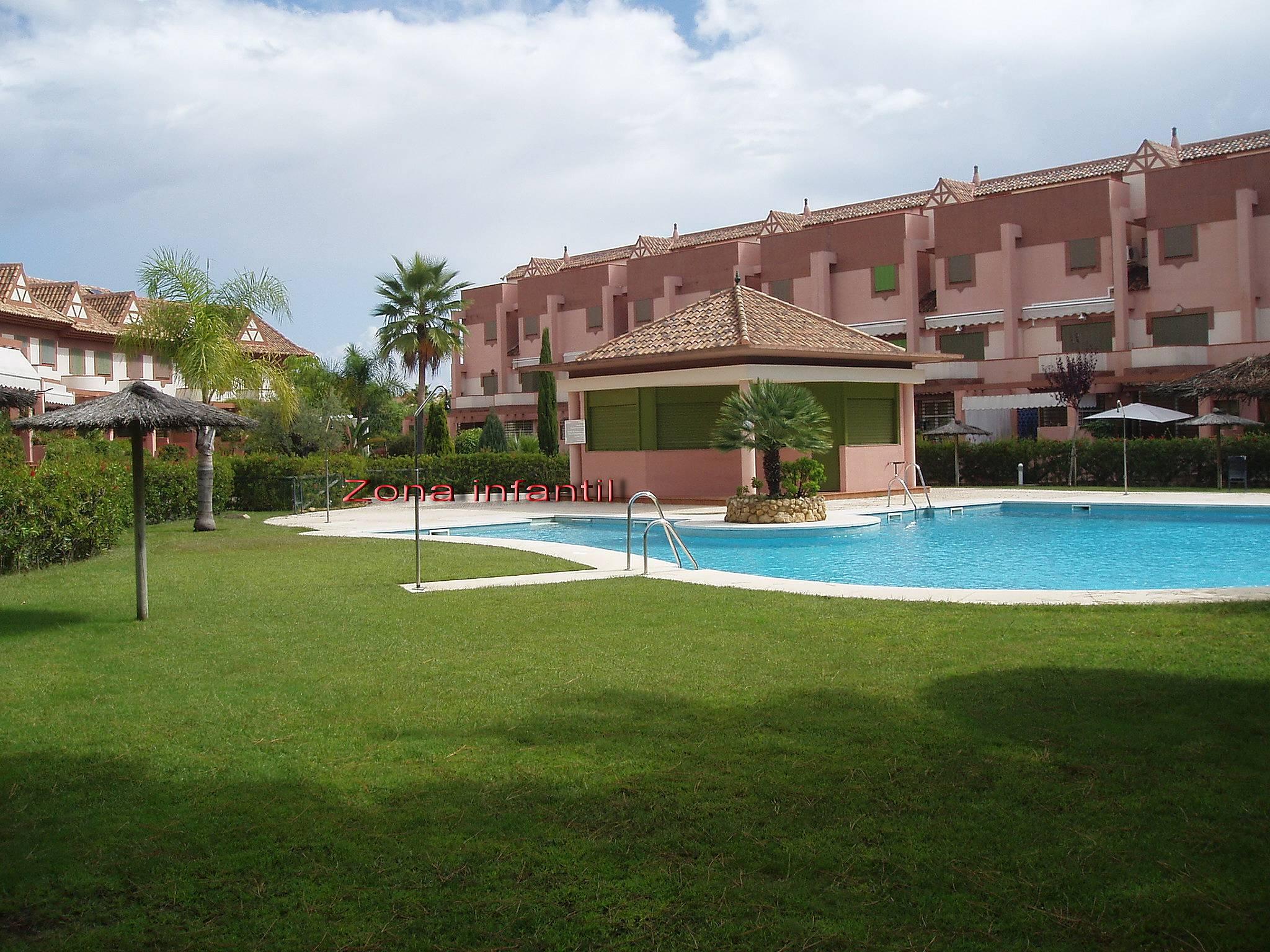 Appartamento in affitto a 900 m dal mare islantilla i - Rentalia islantilla ...