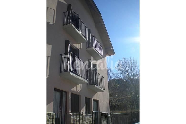 8 Outdoors Huesca Panticosa Apartment