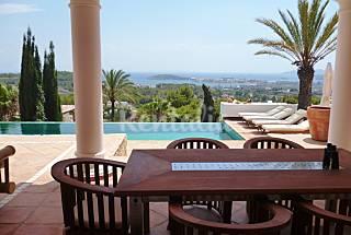 House for 10 people in Eivissa- Jesús Ibiza