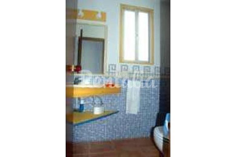 Bonita Casa-de-banho Cádis Barbate Apartamento