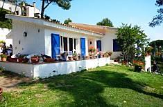 Villa en alquiler a 800 m de la playa Girona/Gerona