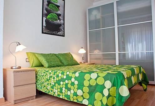 Appartement pour 5-6 personnes à Barcelona centre Barcelone