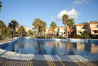 Appartamento con 2 stanze in prima linea di spiaggia Cadice
