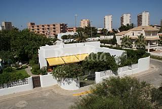 3 Apartamentos en alquiler en 1a línea de playa Murcia
