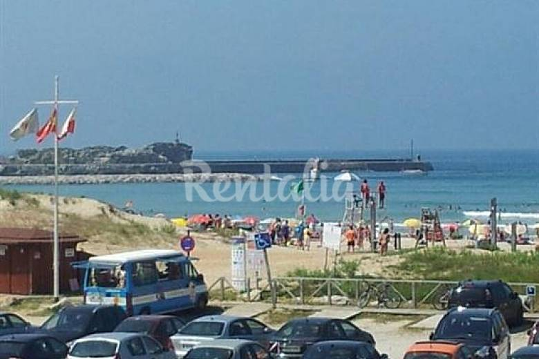 Tres apartamentos en 1 linea de playa san vicente de la barquera cantabria costa de cantabria - Apartamentos en cantabria playa ...