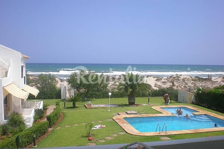 Apartamento en alquiler a 30 m de la playa oliva valencia - Alquiler de apartamentos en oliva playa ...