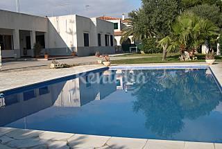 Villa para 8 personas a 400 m de la playa Menorca