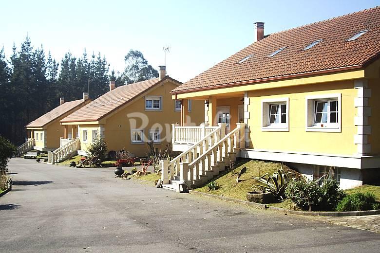 Alquiler vacaciones apartamentos y casas rurales en - Casa rural carballo ...