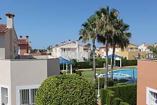 Casa para 6 personas a 500 m de la playa Valencia