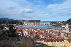 Appartement pour 6-8 personnes à 300 m de la plage Asturies