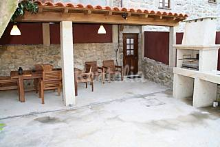 1 House terrace barbecue, wifi, air conditioning  Viana do Castelo