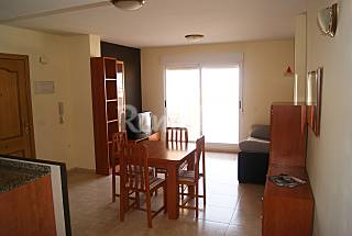 Apartamento para 5 pessoas a 200 m da praia