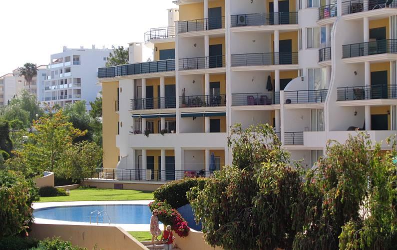 Apartamento para alugar a 120 m da praia Algarve-Faro - Exterior da casa