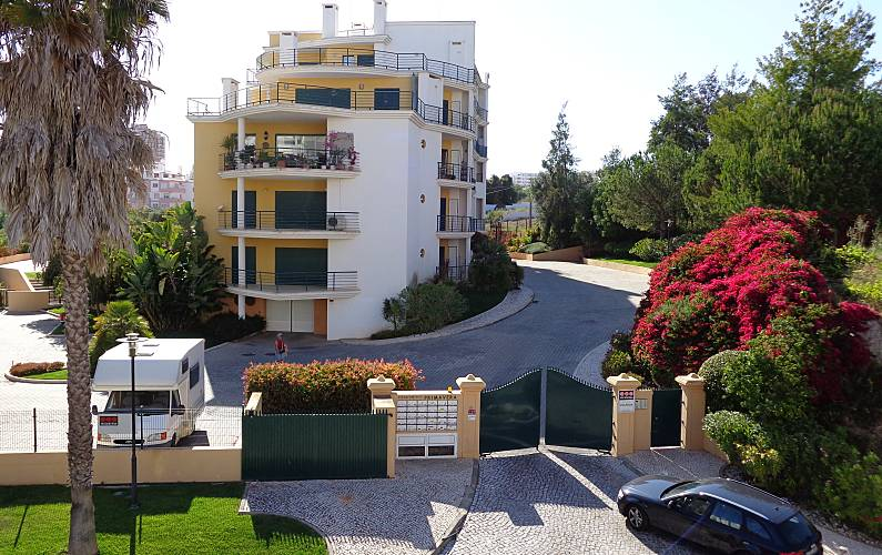 Apartamento Exterior da casa Algarve-Faro Portimão Apartamento - Exterior da casa