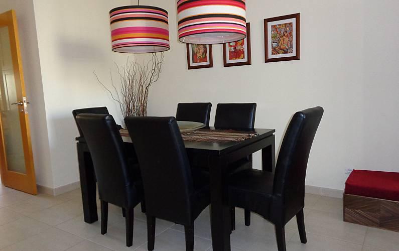 Apartamento Sala de Jantar Algarve-Faro Portimão Apartamento - Sala de Jantar
