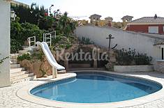 Villa with 5 bedrooms only 900 meters from the beach Murcia