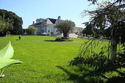 Villa de 2 casas para 6-14 per 500 m de la playa Cantabria