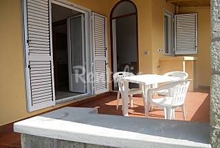 House with 2 bedrooms only 1200 meters from the beach Naples