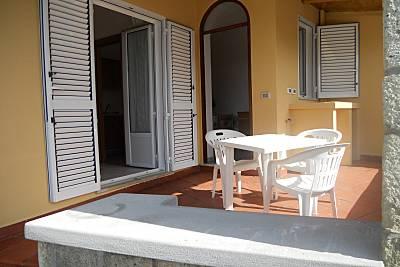 Casa de 2 habitaciones a 1200 m de la playa Nápoles