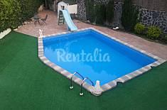 Casa 15mn La Roca Village con piscina Barcelona
