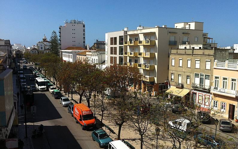 Apartamento Vistas da casa Algarve-Faro Olhão Apartamento - Vistas da casa