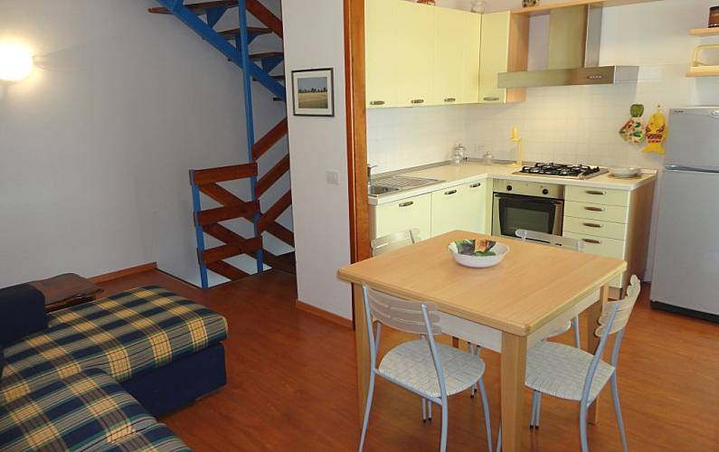 Villa de 3 habitaciones a 200 m de la playa Venecia - Cocina