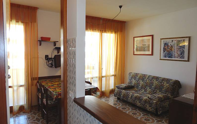 Villa Comedor Venecia Caorle villa - Comedor