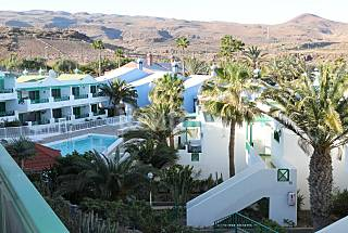Apartment direct on the beach Gran Canaria