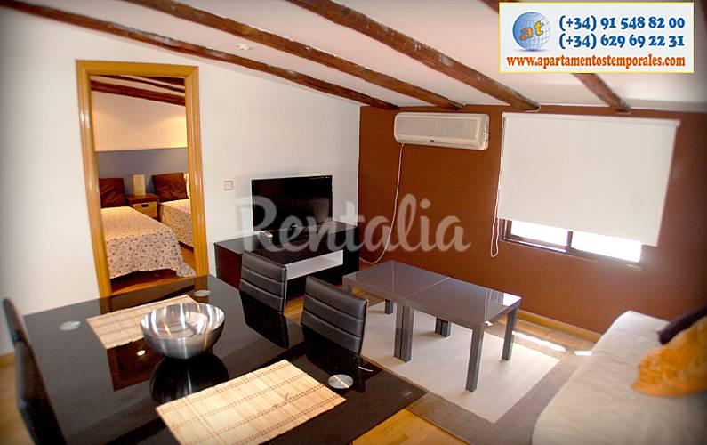 Dormitorio Latina ~ La Latina piso de tres dormitorios y apartamentos Madrid (Madrid) Camino de Santiago de Madrid