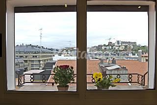 Wohnung für 2-3 Personen im San Sebastian Gipuzkoa
