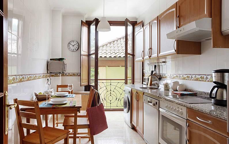 Apartamento con encanto frente a mar san esteban muros - Cursos cocina asturias ...