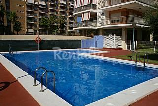 Apartamento para 6-8 personas a 100 m de la playa Castellón