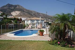 Villa de 5 chambres à 2.5 km de la plage Malaga